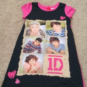 Other - one direction nightgown